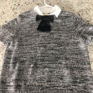 kate spade Sweaters - Kate Spade short sleeved sweater nwot worn twice